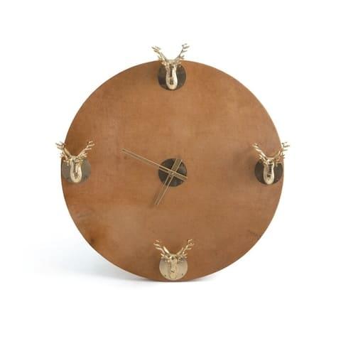 Tilda Round Wall Clock