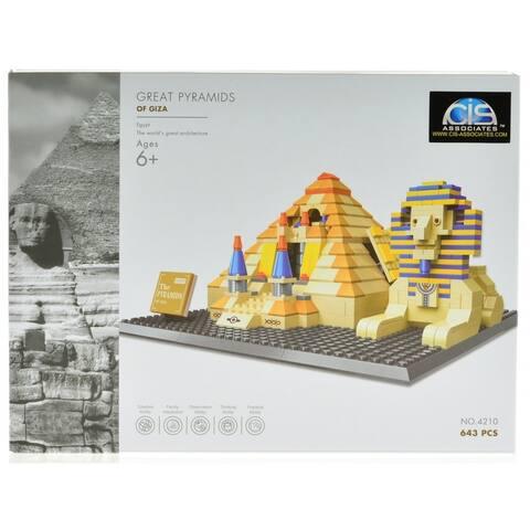 The Great Pyramids in Giza - Eygipt