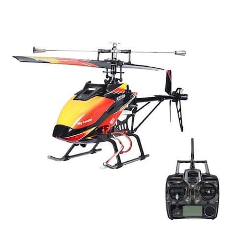 WL toys V-913 Brushless single blade large helicopter