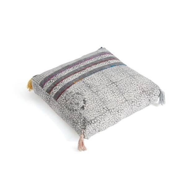 Engemann Striped Floor Pillow On Sale Overstock 30579229