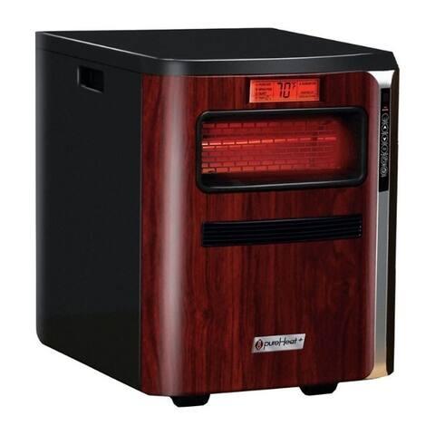 GreenTech pureHeat 3-in-1 1000 sq. ft. Electric Portable Heater w/Remote 1,500 BTU