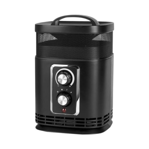 Soleil 100 sq. ft. Electric 360 Degree Surround Portable Heater