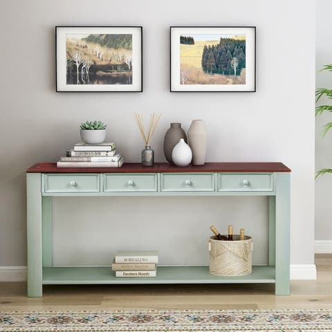Console Table for Entryway Hallway Sofa Table