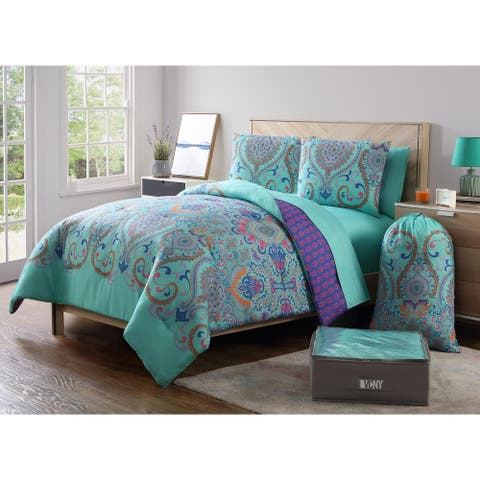 VCNY Home Amherst Reversible Bed-in-a-Bag Set