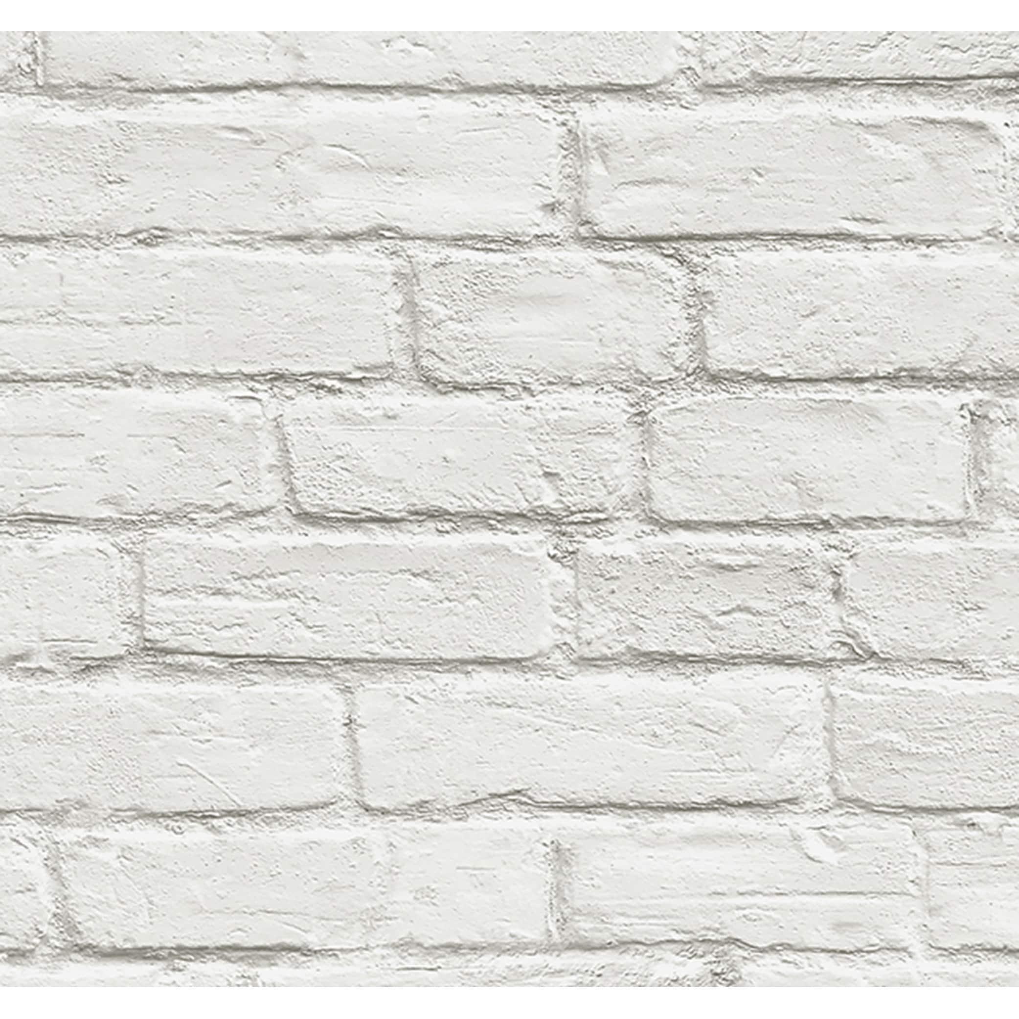 Transform White Brick Peel and Stick Wallpaper 7bc5e798 b242 44c6 b35c f3489fbbdb2d