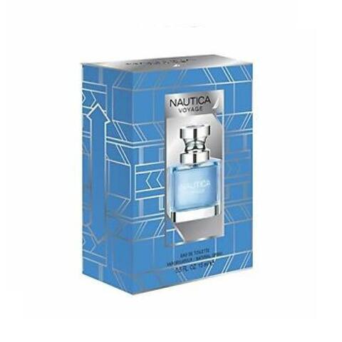 Nautica Voyage Eau De Toilette EDT Spray 0.5 Oz