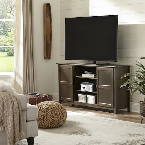 Grain Wood Furniture Shaker TV Console - 60 inches wide