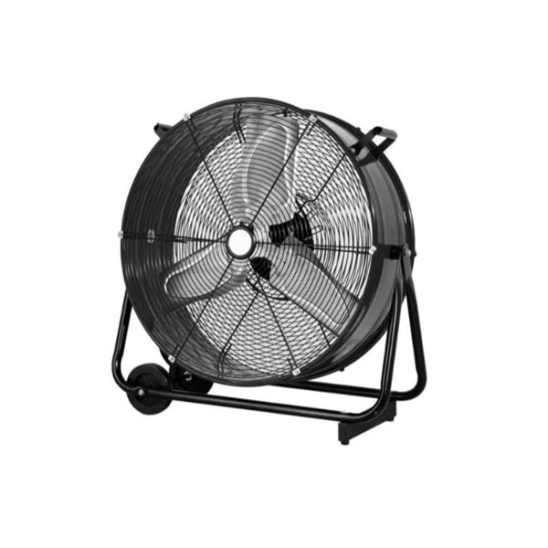 Cool Flow 24 in. Dia. 2 speed AC Drum Fan