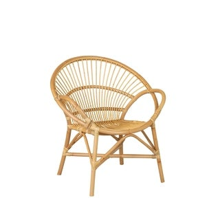 East at Main Melody Rattan Occascional Chair