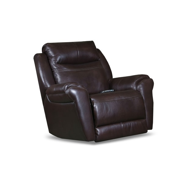 Gold Metal SoCozi Massage Wall Hugger Recliner