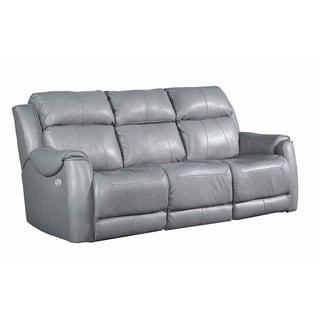 Safe Bet Power Headrest Reclining Sofa