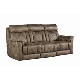 Showstopper Power Headrest Reclining Sofa