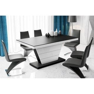 VEGA Matt Dining Table with Extension