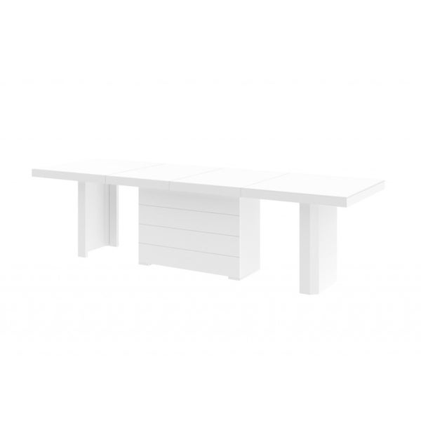 KOLOS Dining Table with extension. Opens flyout.