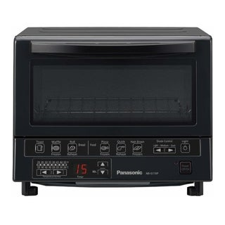 Shop Panasonic Flashxpress Toaster Oven W Double Infrared