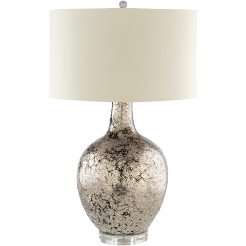 """Kasota Traditional Translucent 32.5-inch Table Lamp - 32.5""""H x 20""""W x 20""""D"""