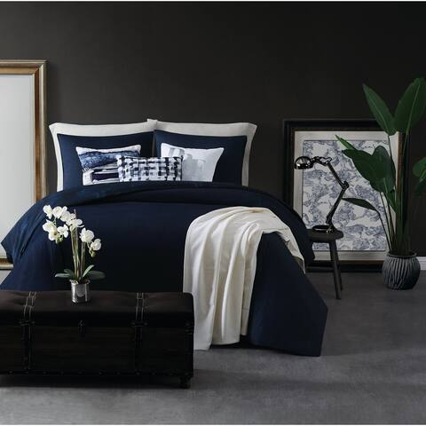 Sean John Denim 3 Piece Comforter Set