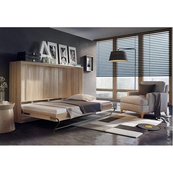 BRESCIA Wall Bed, European Twin Size