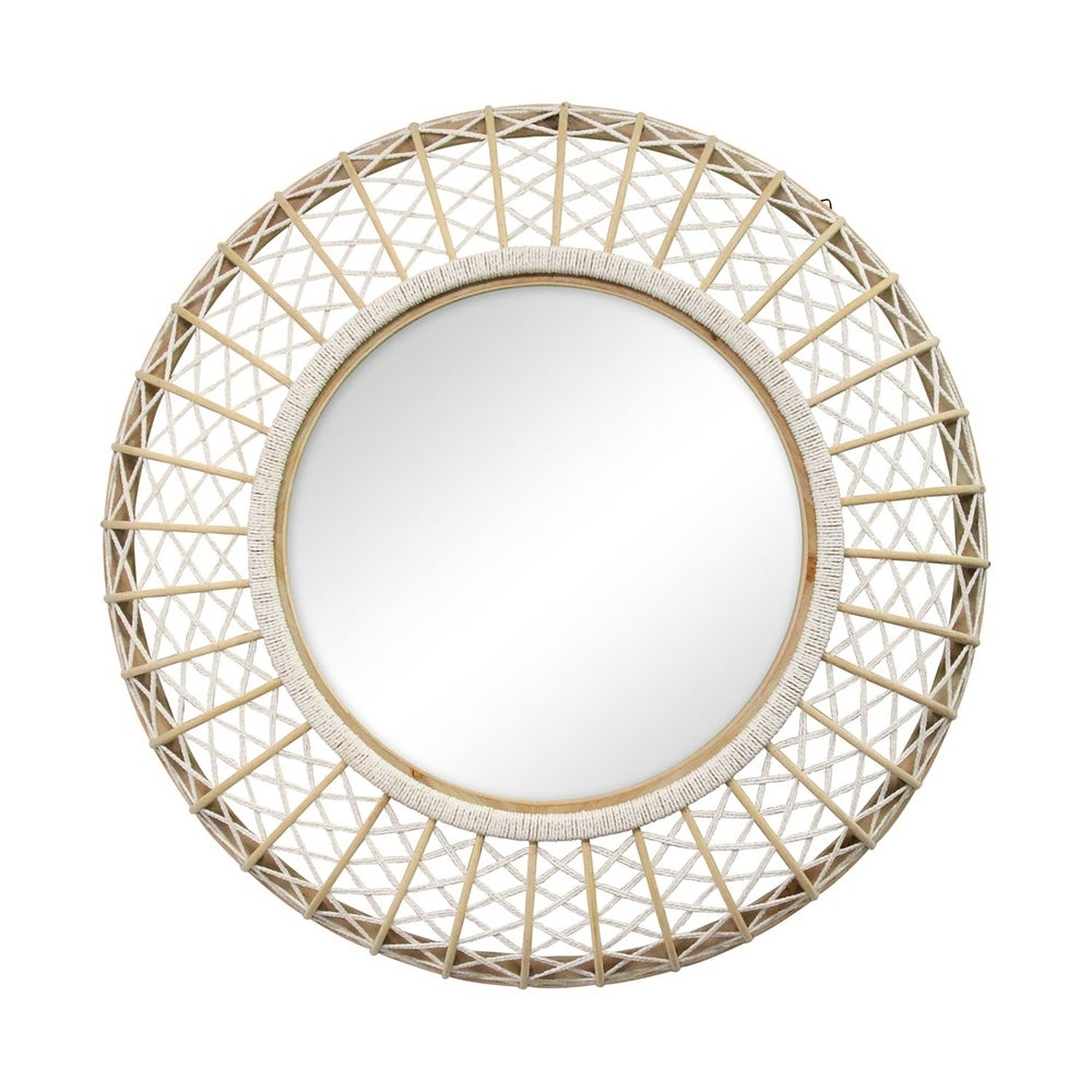 Get The Gold Metal Eye Wall Mirror Stratton Home Decor S23719 From Www Totallyfurniture Com Now Ibt Shop