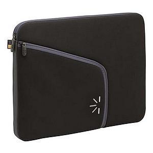 """Case Logic PLS-15 BLACK Carrying Case (Sleeve) for 16"""" Notebook - Black"""