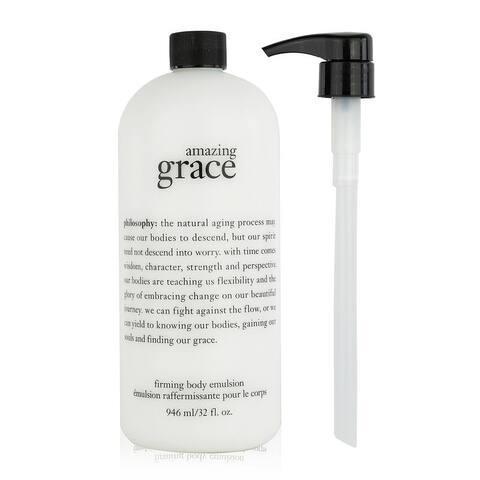 Philosophy Amazing Grace Firming Body Emulsion 32 oz.
