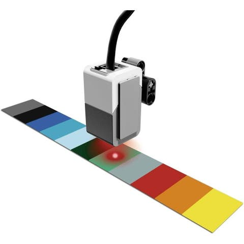 Lego Mindstorms Ev3 Color Sensor