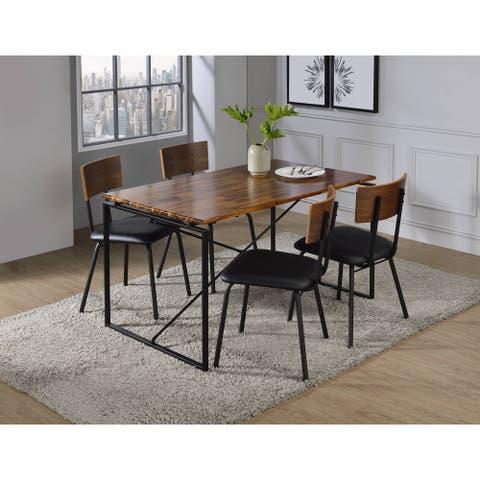 Jurgen Dining Table in Walnut
