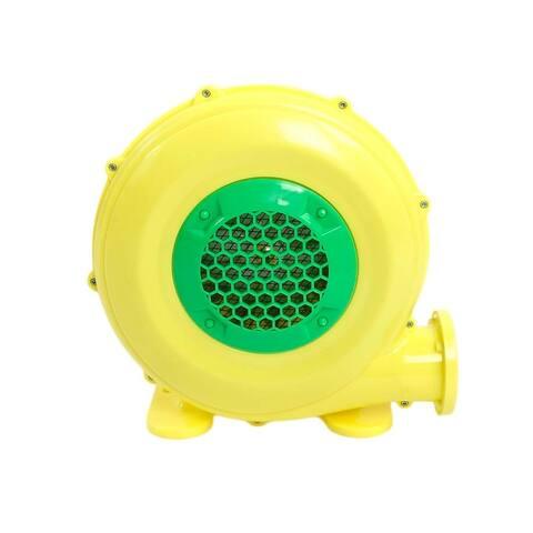 110V-120V 480W PE Engineering Plastic Shell Air Blower US Plug Yellow