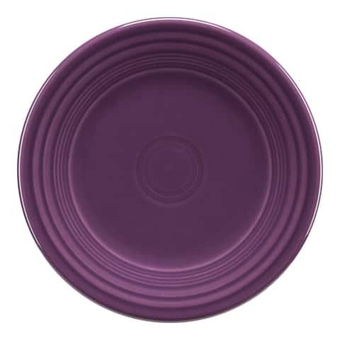 "Fiesta Luncheon Plate 9"""