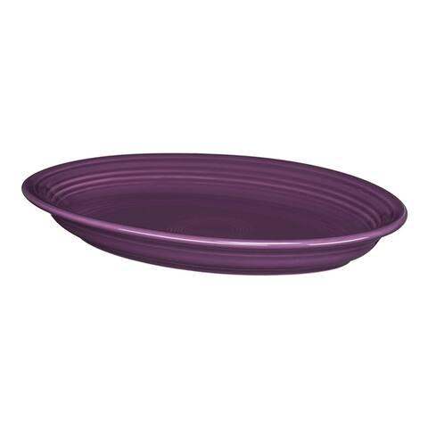 """Fiesta Oval Platter 13 5/8"""""""