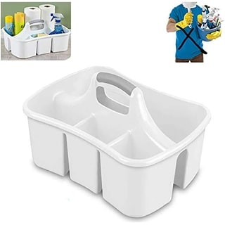 Top Product Reviews For Lavo Home Bath Caddies Organizing Storing Carrying Cleaning Supplies And Bathroom Accessories 30614385 Overstock