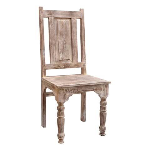 Alia Solid Wood Side Chair