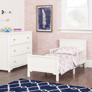 Link to Woodland Toddler Bed with Rails by Forever Eclectic Similar Items in Kids' & Toddler Furniture