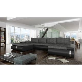 FADO LUX  Sleeper Sectional, Universal Corner