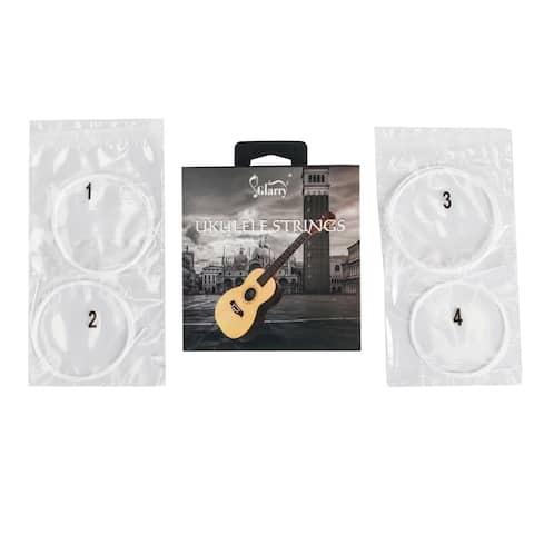 Ukulele Guitar Strings Set Guitat Accessories Musical Instrucments