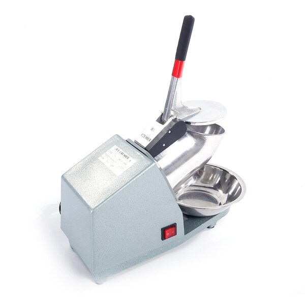 200W 60Hz Practical Home Use Electric Ice Shaver Machine Crusher
