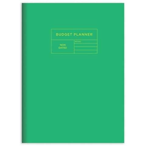 Budget Tracker / Family Finance Tracker - Undated Monthly Planners