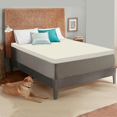 Onetan - Foam Topper, Adds Comfort to Mattress
