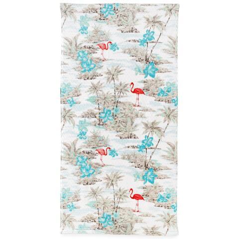 Destinations Hawaiian Shirt Cotton Bath Towel - 27x52