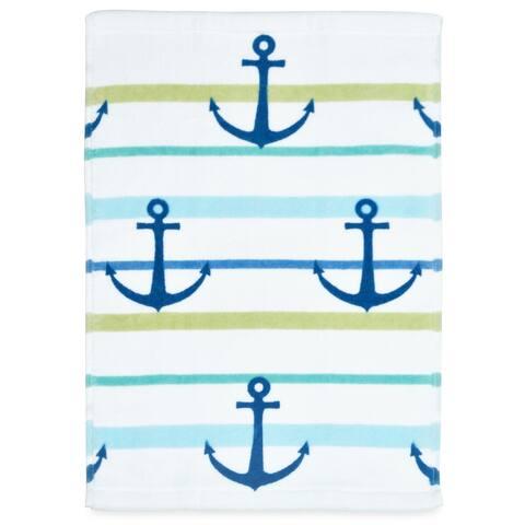 Destinations Welfleet Anchor Cotton Bath Towel