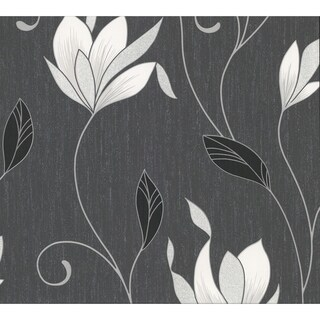 Link to Zooey, Floral Trail Wallpaper, 20.5 in x 33 ft = About 56.4 square feet Similar Items in Wall Coverings