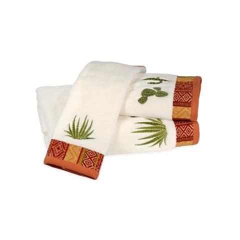 Destinations Southwest Cactus Cotton Bath Towel