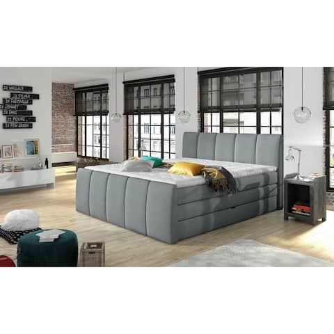 FRESCO Platform Bed European King Size