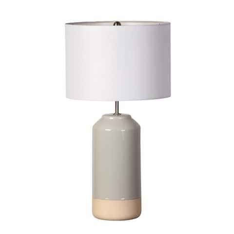 Carbon Loft Innes Dip Glazed Table Lamp