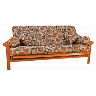Tapestry 5-piece Futon Cover Set