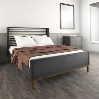 Hopper Studio Portland Grey Queen Bed