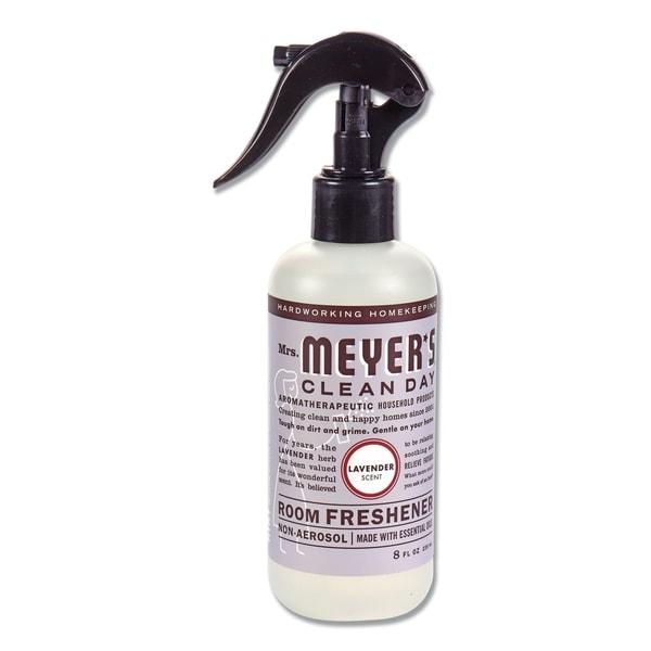 Clean Day Room Freshener, Lavender, 8 Oz, Non-Aerosol Spray
