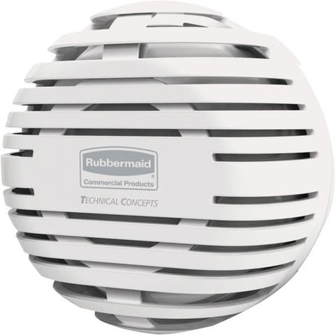 Rubbermaid Commercial TCell 2.0 Air Freshener Dispenser - 44883.12 gal Coverage - Wall Mountable - 1 Each - White