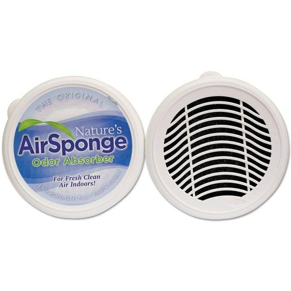 Sponge Odor Absorber, Neutral, 8 Oz, Designer Cup