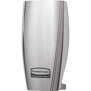Rubbermaid Commercial TCell Dispenser - Chrome - 44883.12 gal Coverage - 1 Each - Chrome